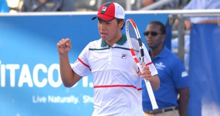 Nakashima: «Me dicen que mi fortaleza mental y mi juego les recuerda a Djokovic»