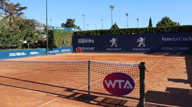 ¡Tenista da positivo por covid-19 en el WTA de Palermo!