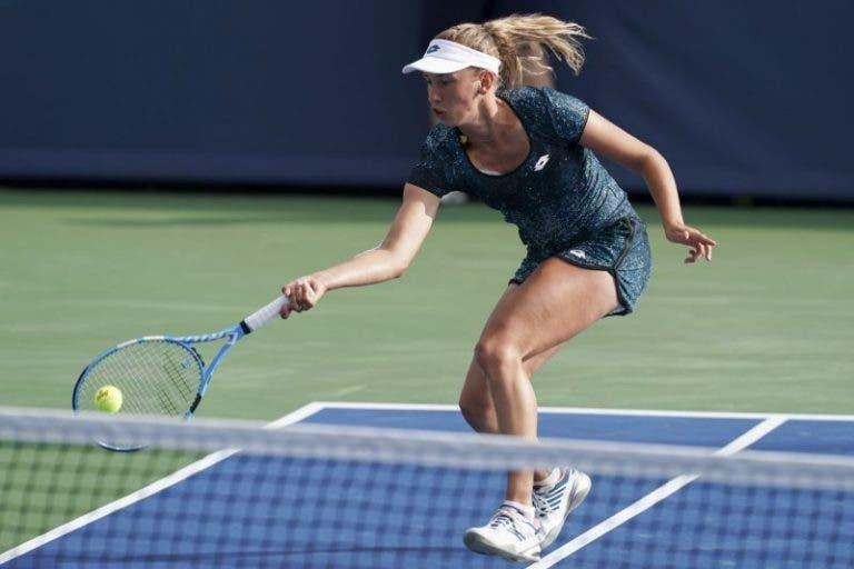 Aquí los primeros resultados del 2° día del WTA Premier 5 de Cincinnati