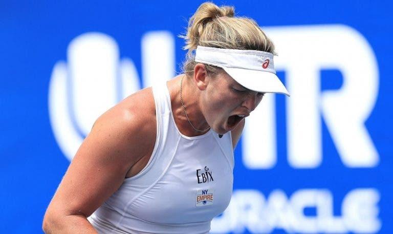 Incluso con Clijsters lesionada, Nueva York Empire gana el World Team Tennis