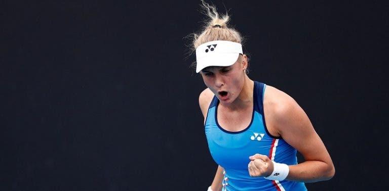 Yastremska derrota a Venus Williams en el WTA Premier 5 de Cincinnati