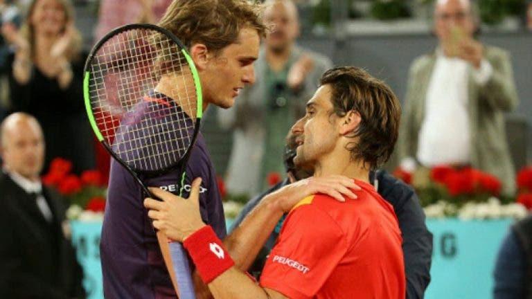 Ferrer no viajó a Nueva York con Alexander Zverev