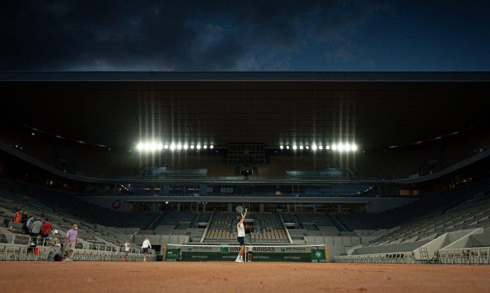 Oficial: Gobierno de Francia limita cantidad de espectadores al día en Roland Garros