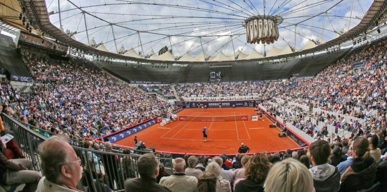 Este es el cuadro principal del ATP 500 de Hamburgo