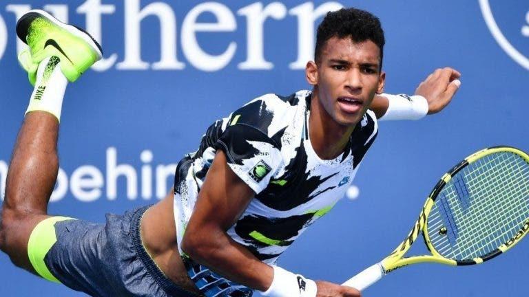 Auger-Aliassime deja fuera a Murray del US Open y avanza a la 3ª ronda
