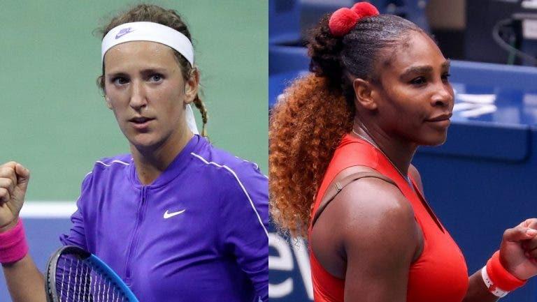 Azarenka está muy emocionada por enfrentarse a Serena en el US Open