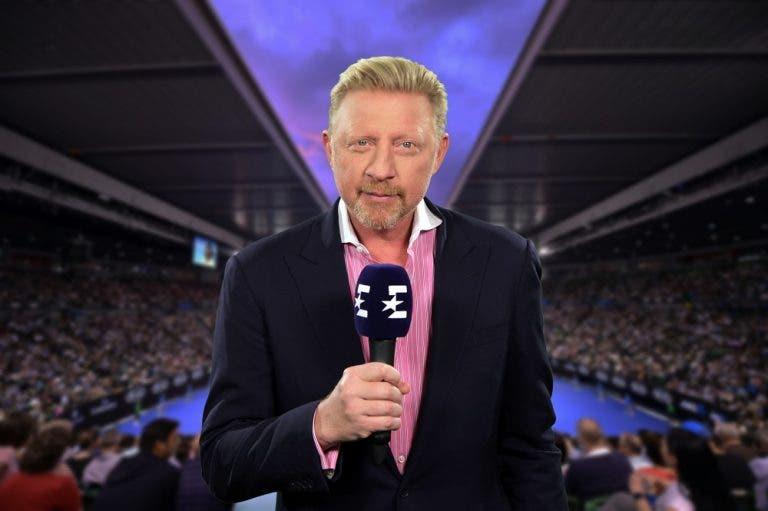 Boris Becker cree que es mejor que Nick Kyrgios se calle