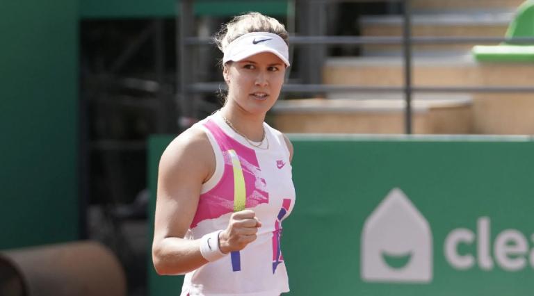 Bouchard llega a una final WTA después de cuatro años