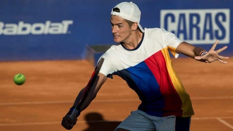Coria y Goffin caen en la segunda ronda del Masters 1000 de Roma