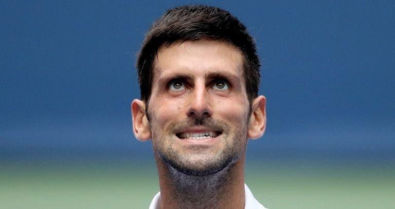 Djokovic cree que fue correcto que lo descalificaran del US Open