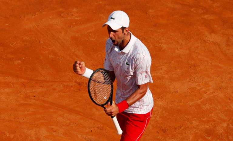 Djokovic llega una vez más a la final del Masters 1000 de Roma