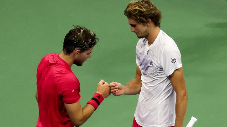 Djokovic elogia a Thiem y Zverev: «Inspiraron a muchos tenistas»