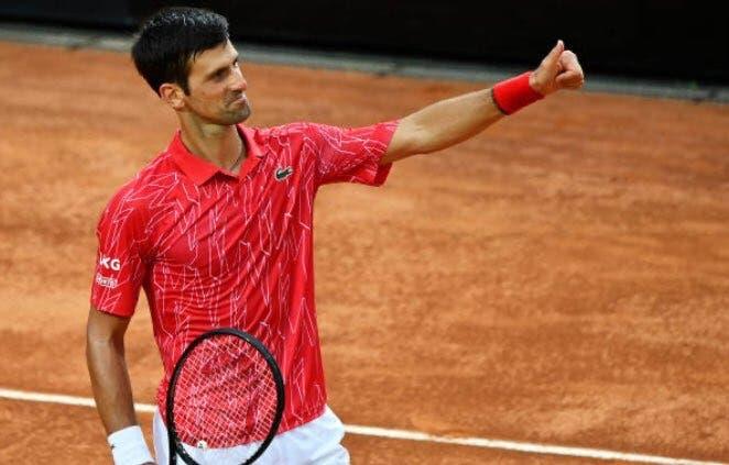 Novak Djokovic asegura: «Sé que puedo superar a Roger Federer»