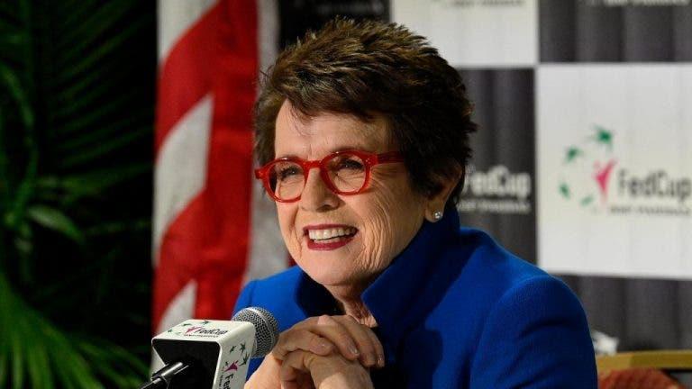 Un gran cambio en el tenis: La Fed Cup ahora será la Billie Jean King Cup