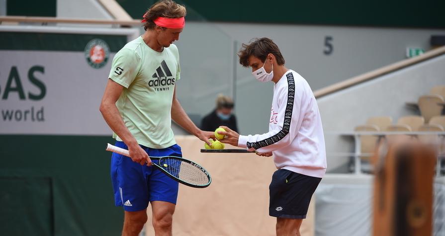 David Ferrer vuelve a Roland Garros pero con otras funciones