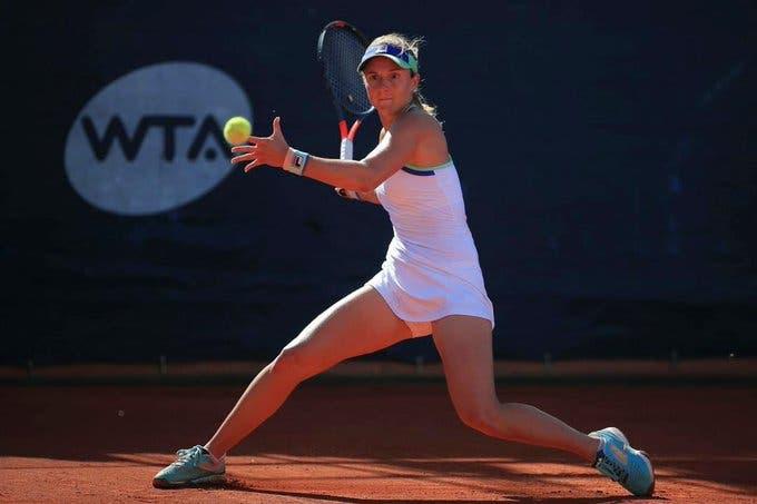 Nadia Podoroska consigue su pase a los cuartos de final de Saint Malo