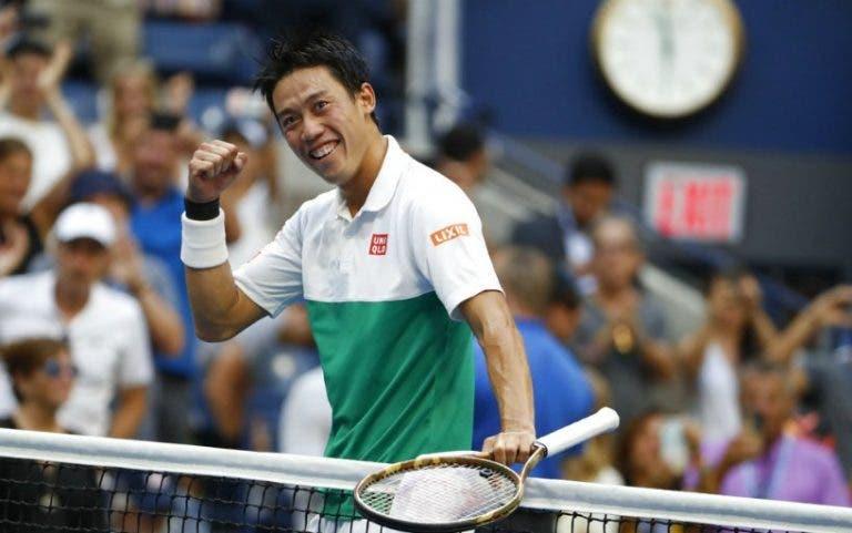 Después de más de un año, Kei Nishikori regresa a las canchas