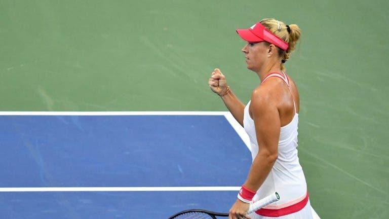 Kerber, Gracheva y Putintseva avanzan en el US Open