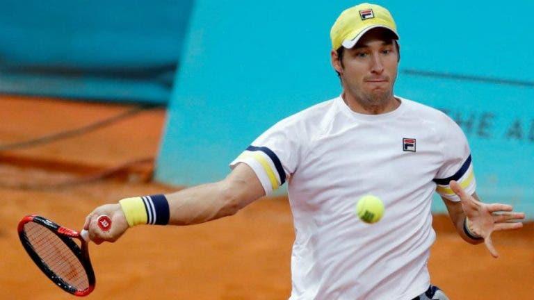 Dusan Lajovic vence y pasa a la segunda ronda en Hamburgo