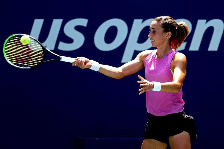 Petra Martic es la primera tenista en los octavos de final del US Open
