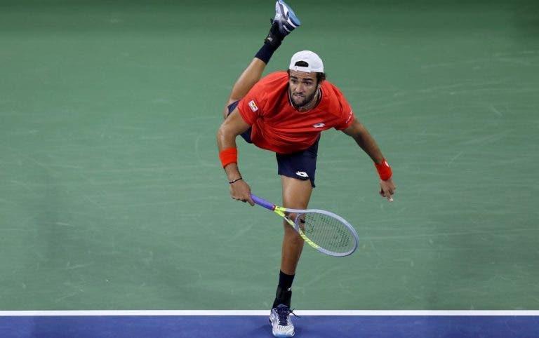 Medvedev y Berrettini avanzan a la segunda ronda del US Open