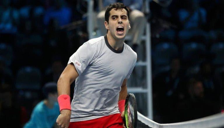 Jaume Munar se rinde y Thiem avanza a la 2ª ronda en el US Open
