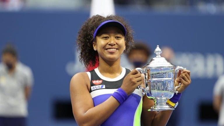 Osaka gana el US Open y entra en estas dos increíbles estadísticas