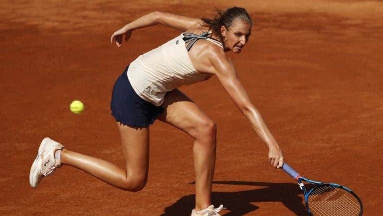 Pliskova y Mertens se enfrentarán en los cuartos de final en Roma
