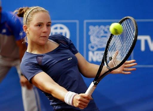 La argentina, Nadia Podoroska, gana el título en el ITF de Saint Malo