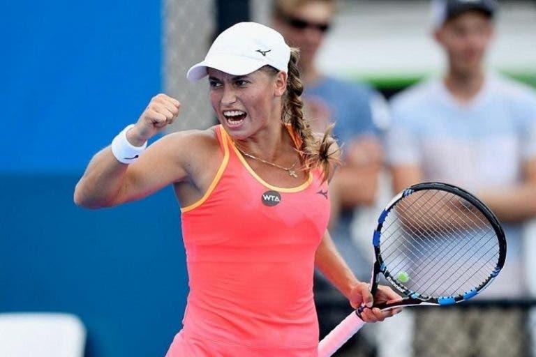Putintseva y Swiatek avanzan a los octavos de final del US Open