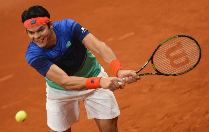 Raonic y Fognini dicen adiós en el Masters 1000 de Roma