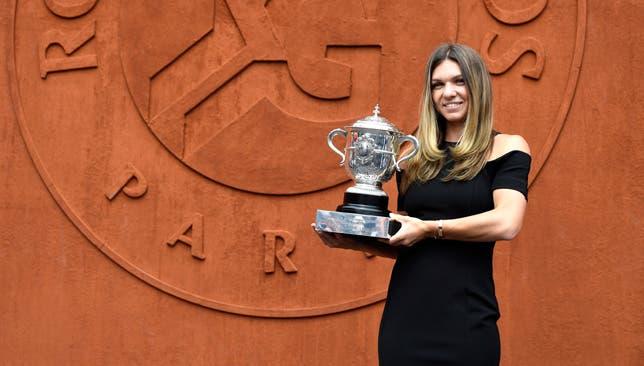 Roland Garros: se cierra el lote de cabezas de serie de la edición 2020