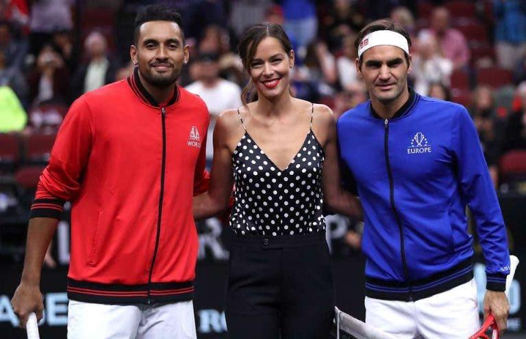 Roland Garros: Federer y Kyrgios, los únicos top 50 que no están inscritos