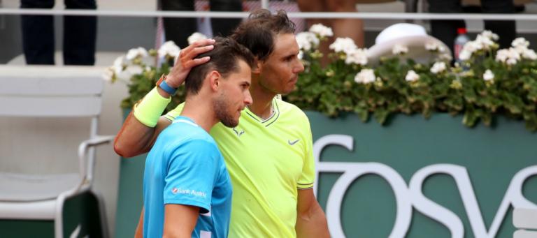 Roland Garros: cuadro masculino completo con duelos increíbles