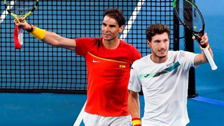 Roma ya tiene cuadros de jugadores: Venus-Azarenka y Nadal-Carreño Busta de entrada