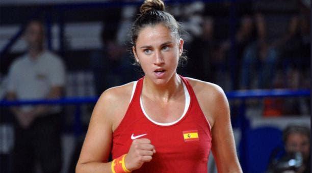 Sara Sorribes y Johanna Konta avanzan firmes en el US Open