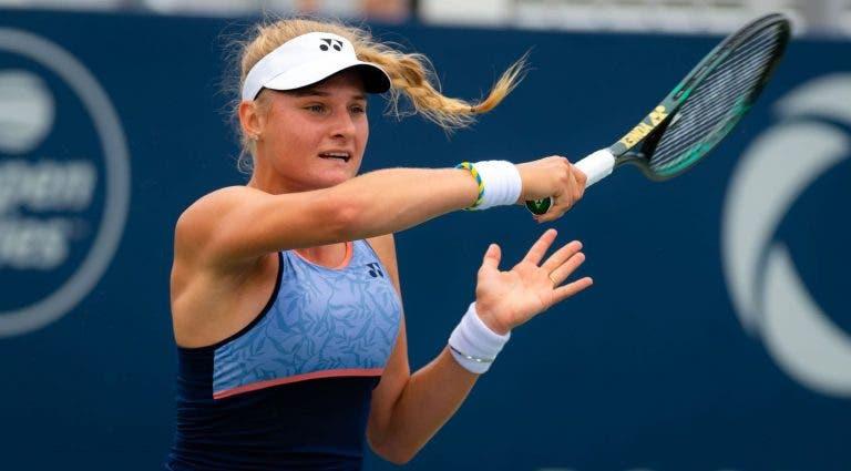 Yastremska, Rybakina, Flipkens y Riske están en la 2° ronda del US Open