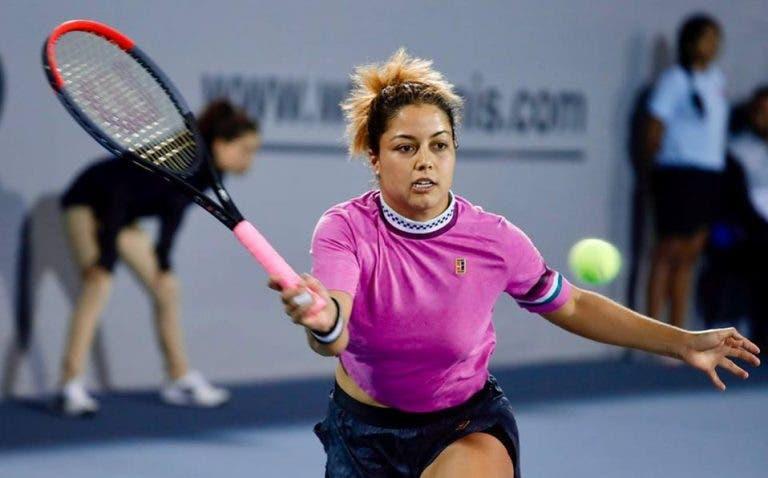 Renata Zarazúa pierde en la final del ITF de Praga