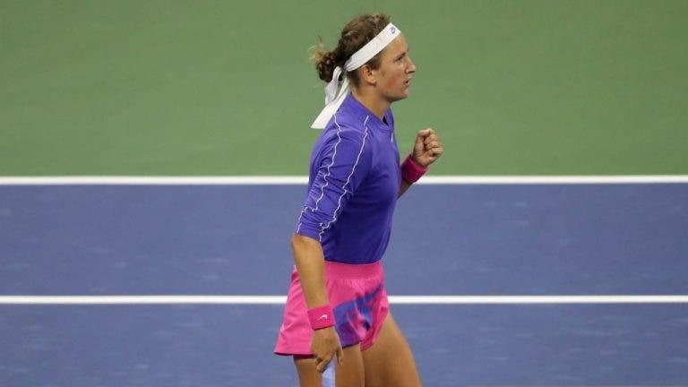 Azarenka avanza a los cuartos de final del US Open