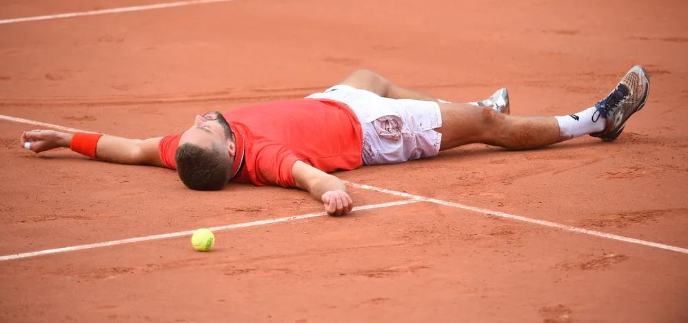 Roland Garros: ya se conocen los primeros ocho clasificados al cuadro masculino