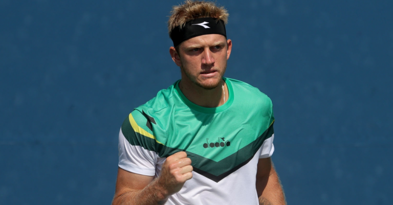 Davidovich es el 1º de la jornada en clasificarse a los octavos de final del US Open
