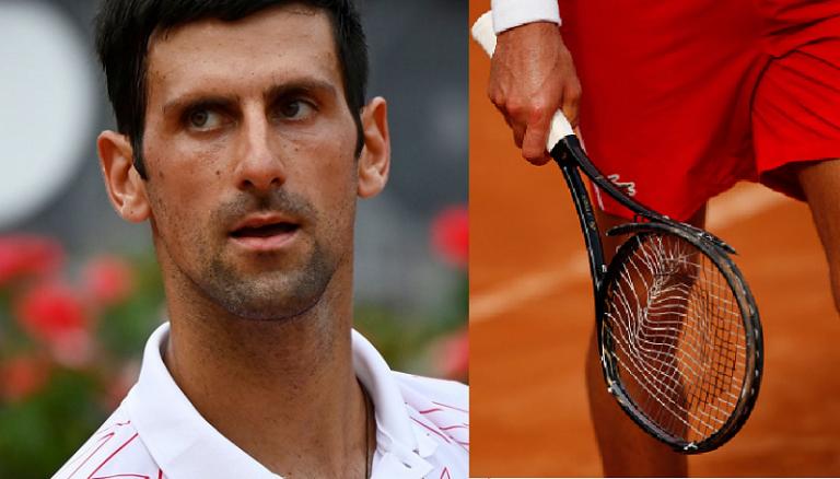Djokovic habla sobre su momento de furia y asegura que volverá a pasar