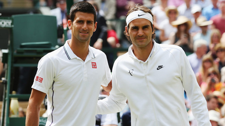 Djokovic iguala a Sampras esta semana. ¿Cuándo superará a Federer?