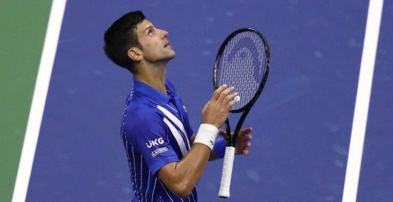 Djokovic continúa invicto y avanza a octavos de final en el US Open