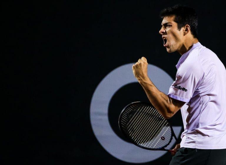 Cristian Garin derrota a Nishikori y avanza a 'octavos' en Hamburgo