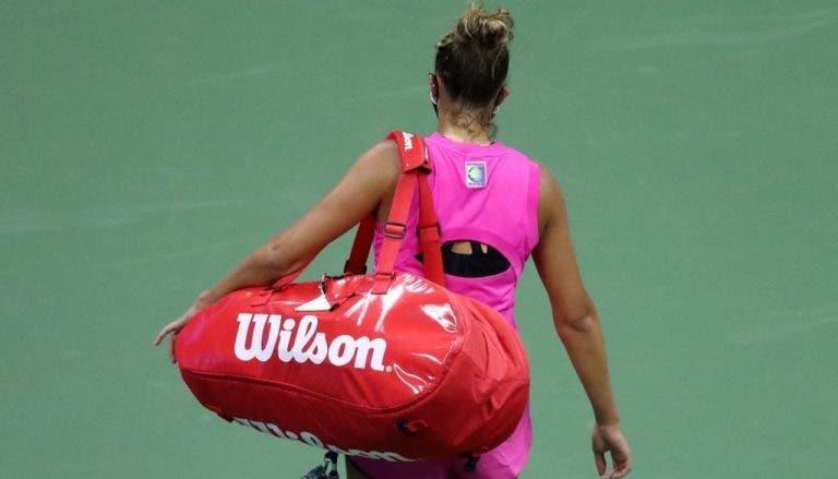 Madison Keys abandona enfrentamiento y Alizé Cornet avanza en el US Open