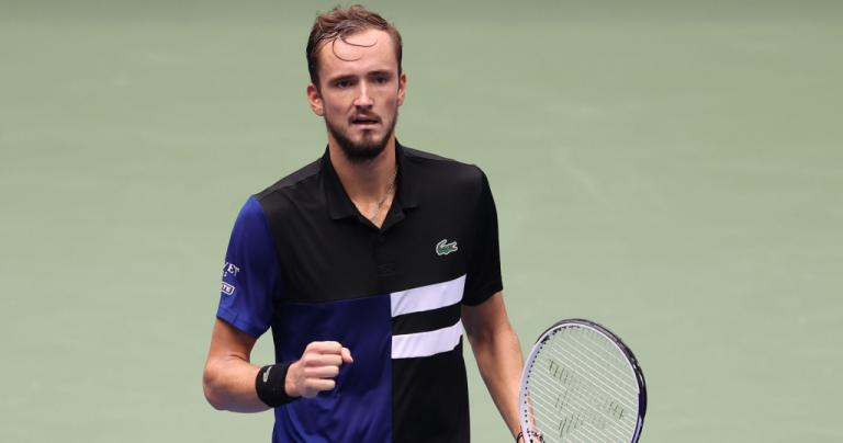 Medvedev se impone en duelo ruso y regresa a las semifinales del US Open