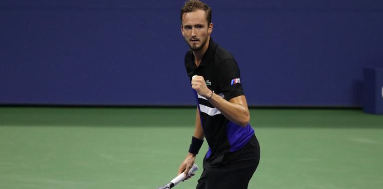 Medvedev elimina a Tiafoe y regresa otra vez a los 'cuartos' del US Open