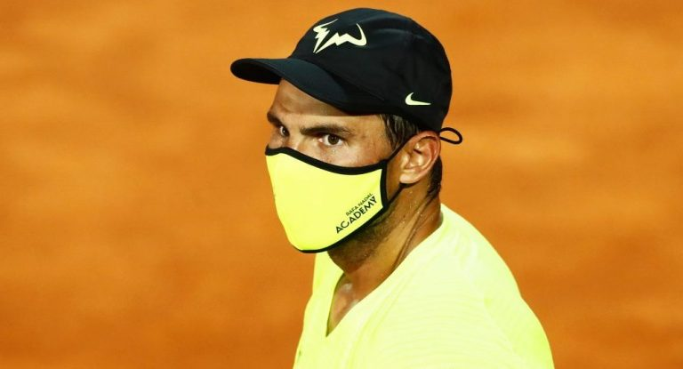 Nadal y Djokovic felices por el regreso del público en Roma