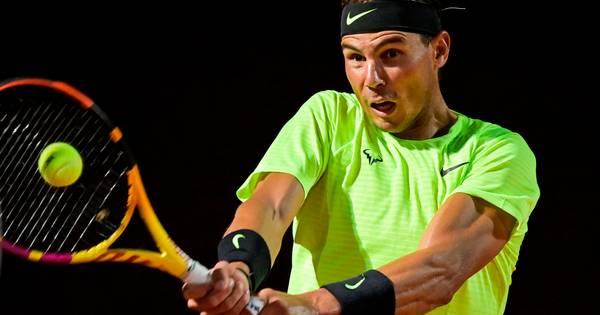 Rafael Nadal ya está en los octavos de Roland Garros